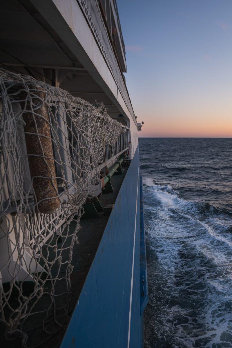 caspian sea ferry