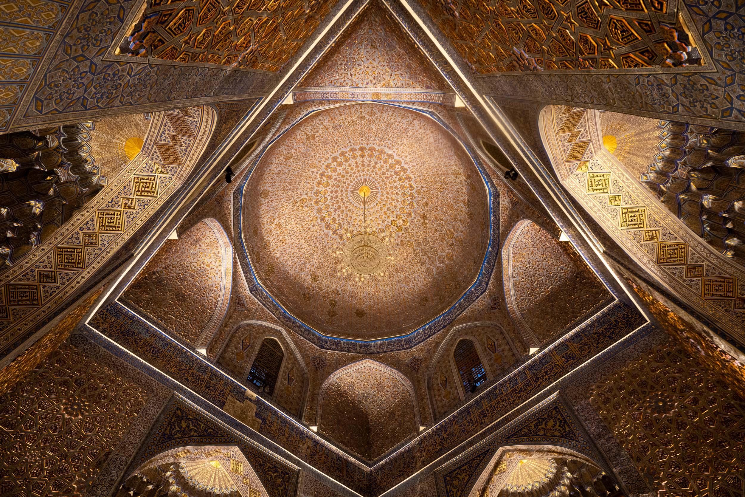 Gur emir Mausoleum