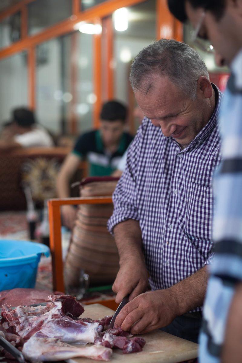 Iranian Butcher