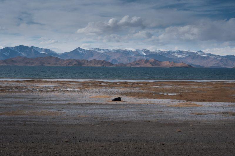 Karakul lake Pamirs