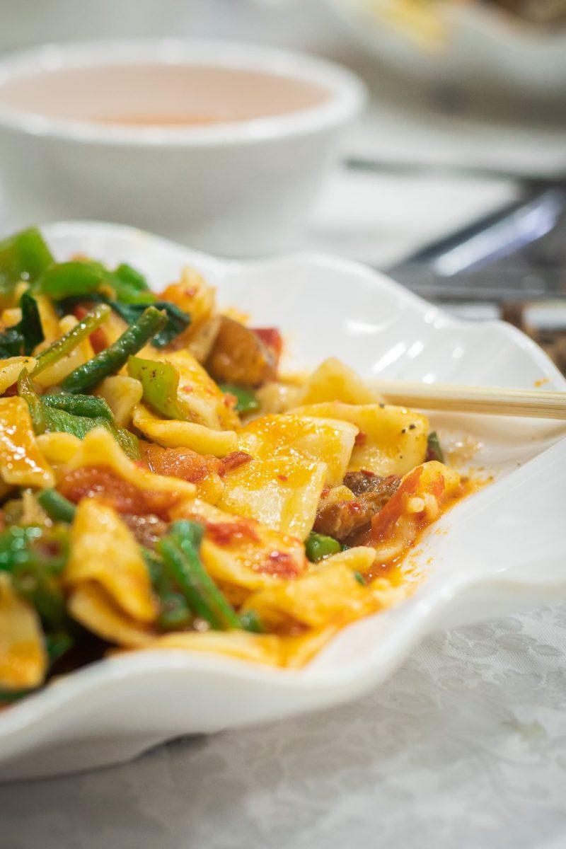 Noodles Kashgar China