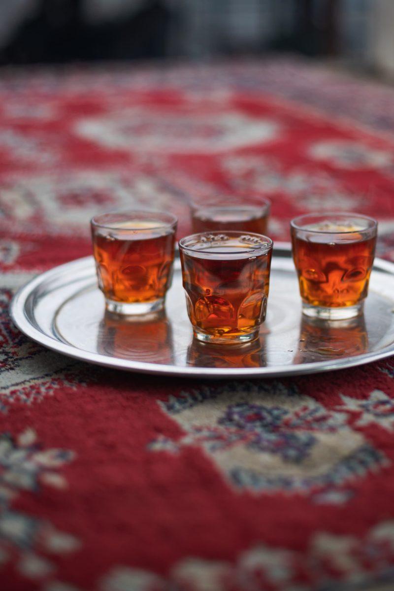 Persian chaii