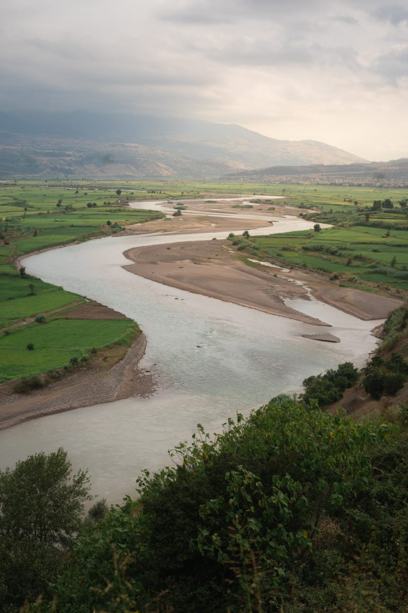 sefid rud river iran