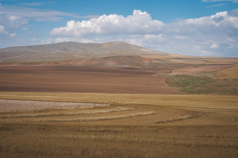 countryside turkey landscape