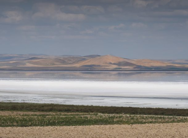 Tuzla Gölü Turkey