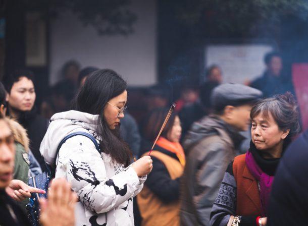 wenshu yuan chengdu