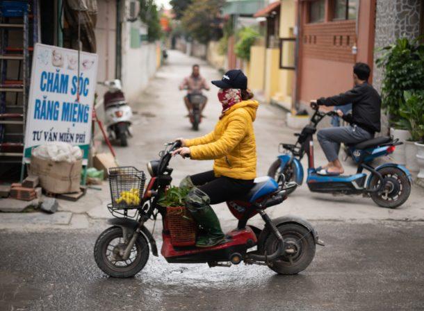 vietnamese scooters