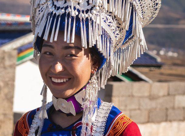 yi woman china