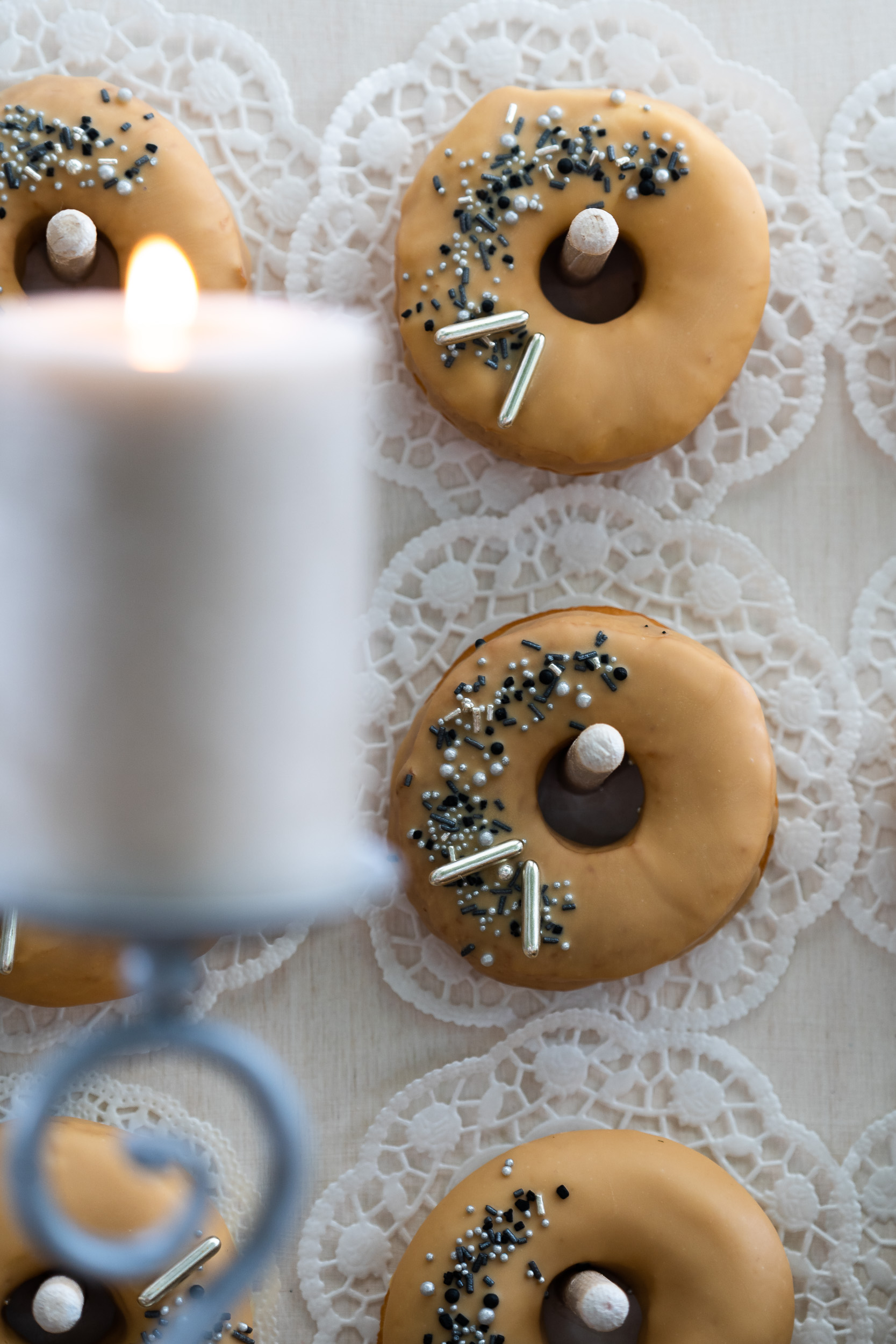 Bulliversum Hochzeitsmesse Donuts