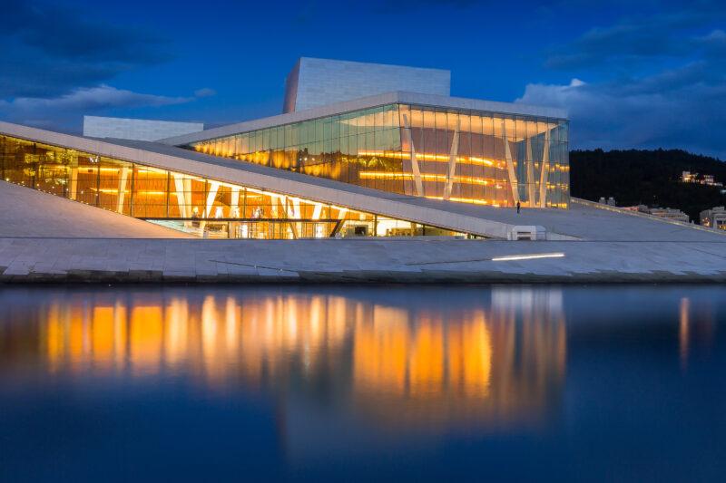 Operahuset Oslo Norway
