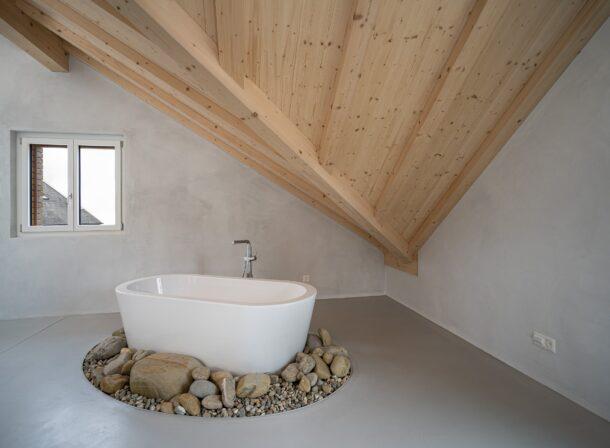 Immobilien Fotografie Bern - Wohnung St.Silvester Badewanne 2